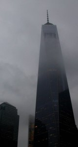 The Dark Tower-World Trade 1 in Rain (© Derek Simon 2014)
