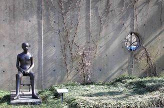 Sculpture Garden at the Baltimore Museum of Art