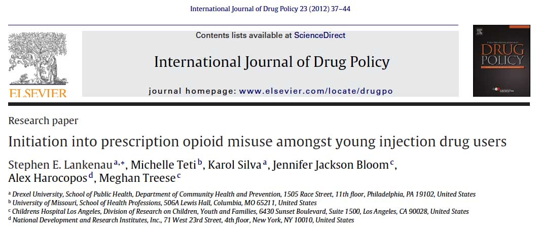 drug prevention research paper Pervasive, consistent messages to young people about drugs and alcohol can prevent substance abuse effective prevention requires that the same messages about alcohol, drugs, and tobacco be delivered by multiple messengers--schools, parents, peers, and the community--repeatedly throughout childhood and adolescence.