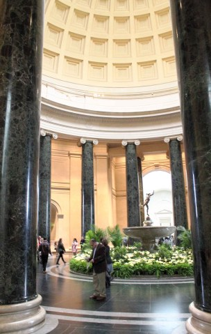 Rotunda of the National Gallery