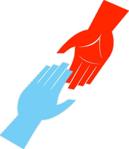 helping hands (pixbay.com)